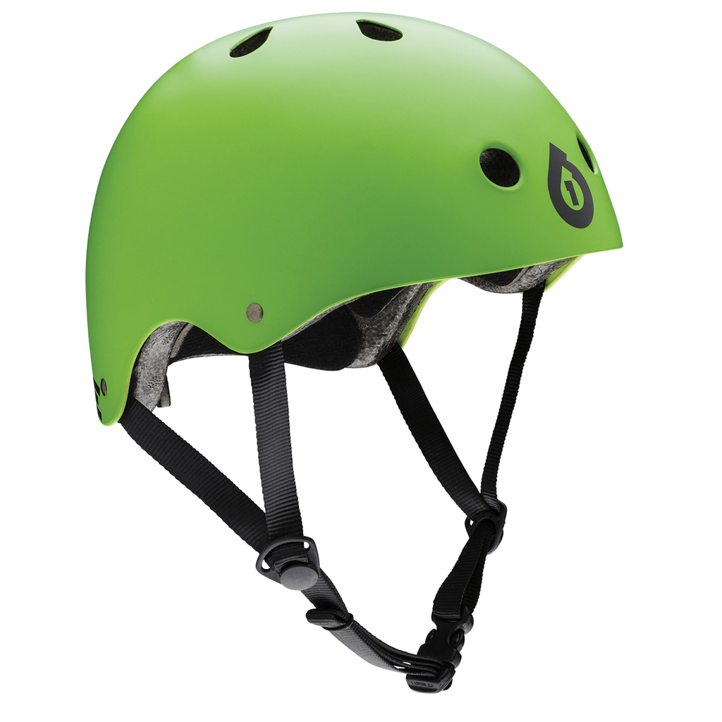 SixSixOne DirtLid Helmet Lime Green - Cycles Galleria Melbourne