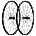Bontrager Wheel Front Race Lite 26 TLR CL Disc 5/15 Black - Cycles Galleria Melbourne