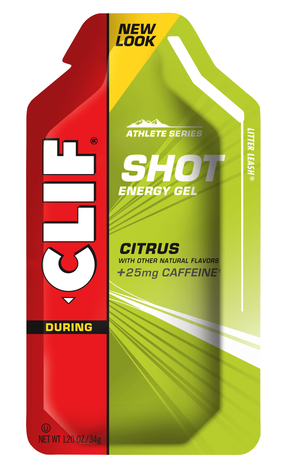 Clif Shot Gel - Citrus - Cycles Galleria Melbourne