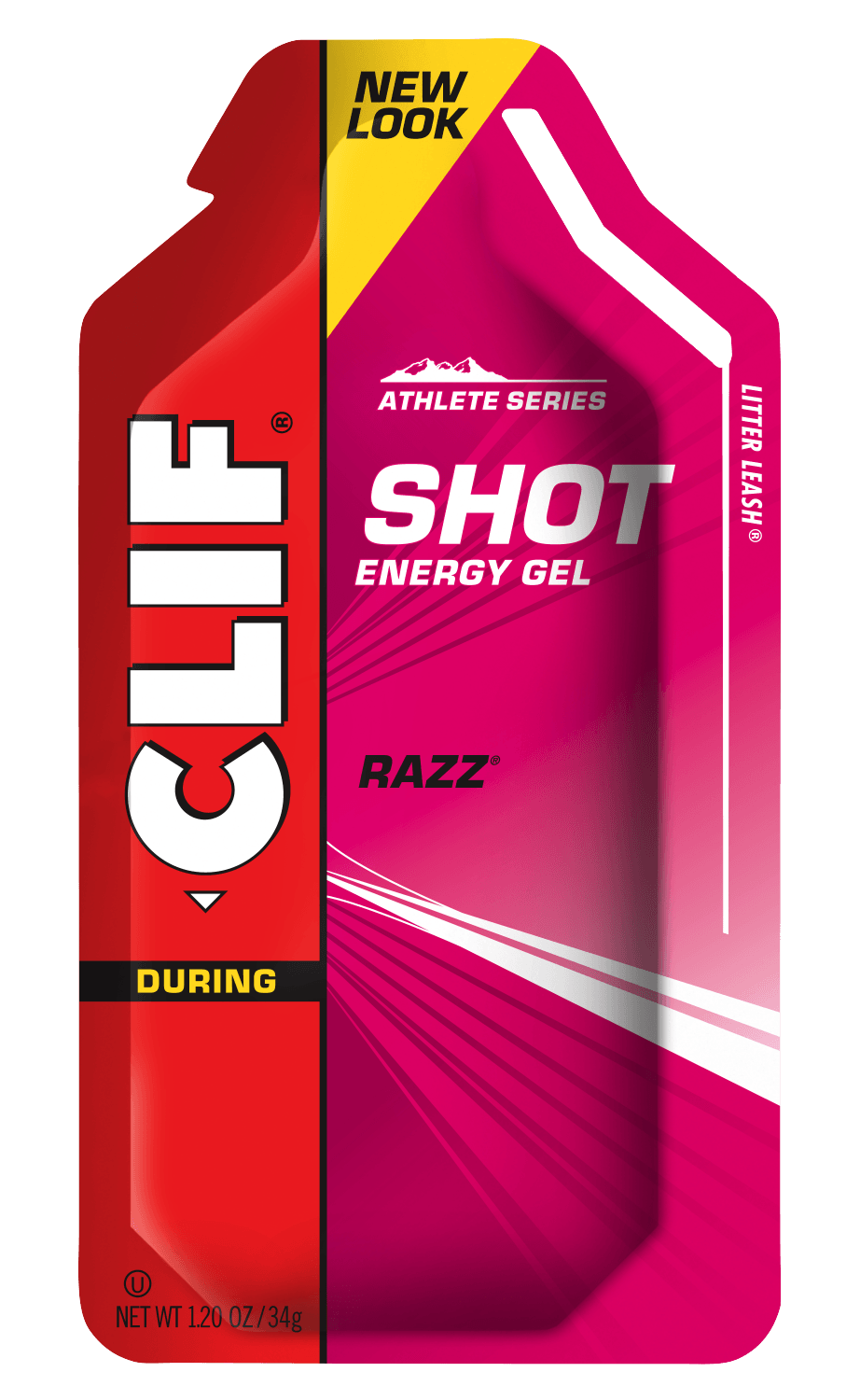 Clif Shot Gel - Razz - Cycles Galleria Melbourne