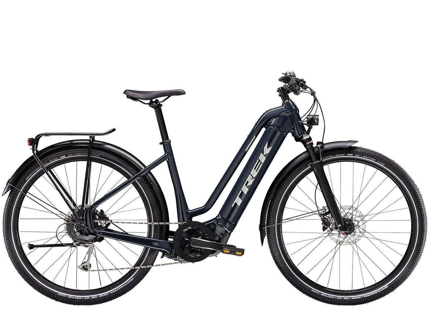 Trek Allant+ 7 Lowstep eBike 2021 - Cycles Galleria Melbourne