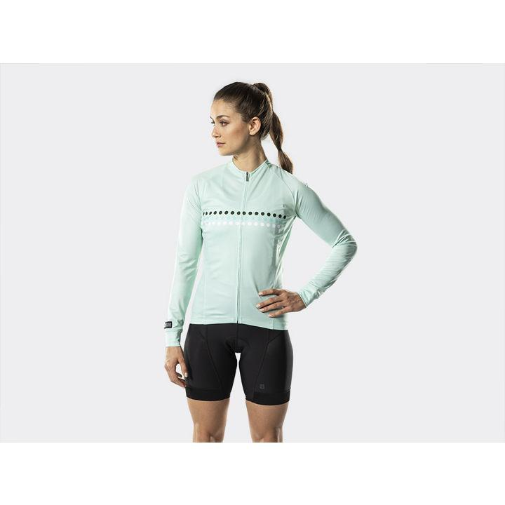Bontrager Circuit Long Sleeve Womens Jersey - Cycles Galleria Melbourne