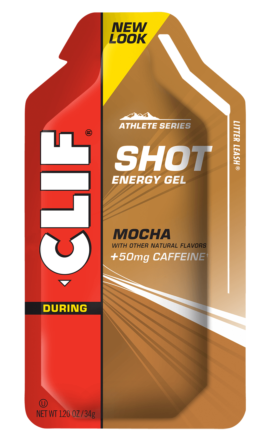 Clif Shot Gel - Mocha - Cycles Galleria Melbourne