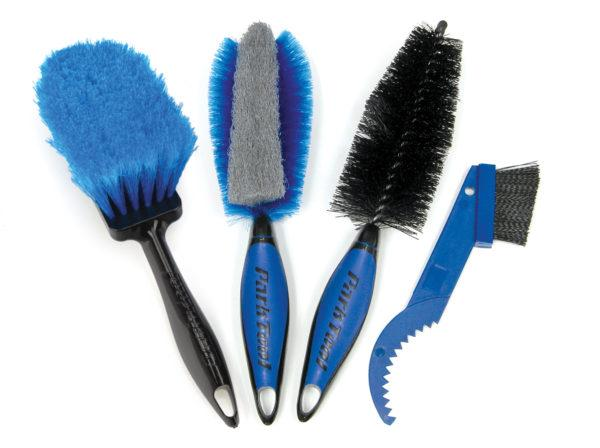Park Tools Bike Cleaner Brush Set (BCB 4.2) - Cycles Galleria Melbourne