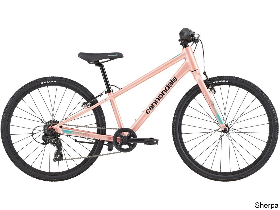 Cannondale quick 24 kids sherpa