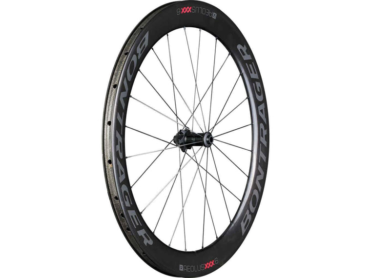 Bontrager Aeolus XXX 6 TLR Disc Wheel