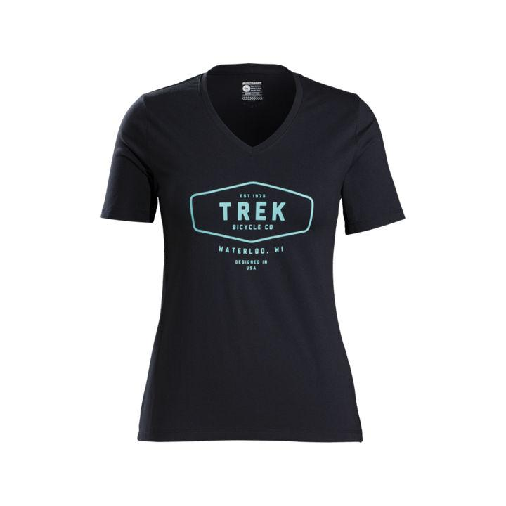 Bontrager Evoke Women's Mountain Tech Tee - Cycles Galleria Melbourne