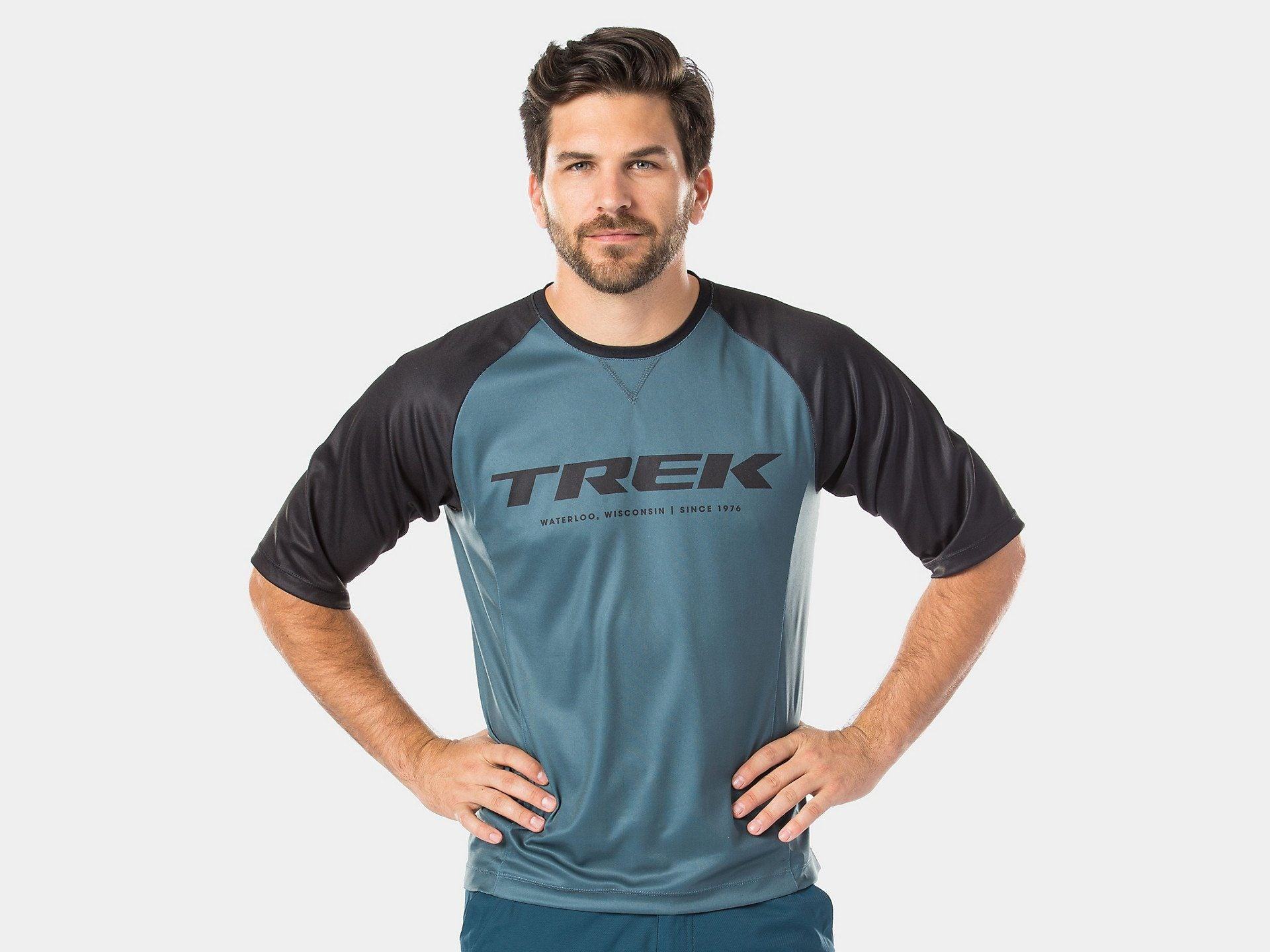 Bontrager Mens Rhythm Tech Tee