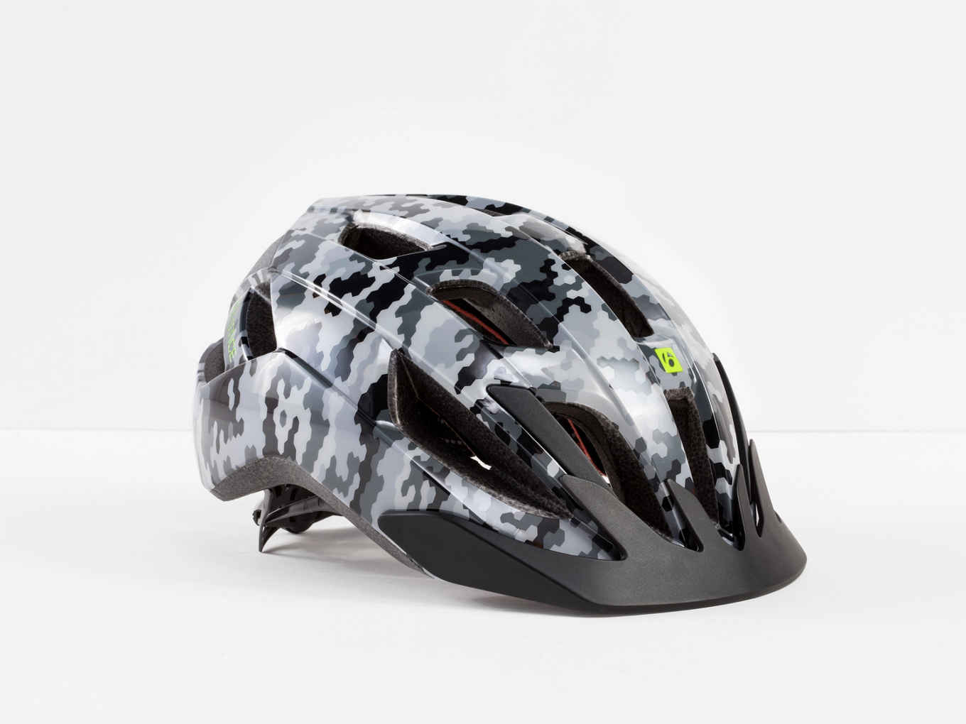 Bontrager Solstice Youth Helmet QAS Grey
