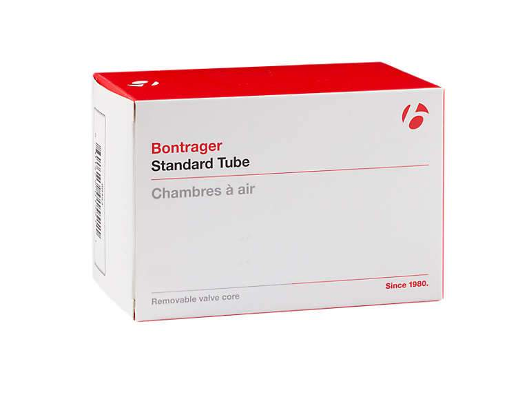 Bontrager Standard Bicycle Tubes - Cycles Galleria Melbourne