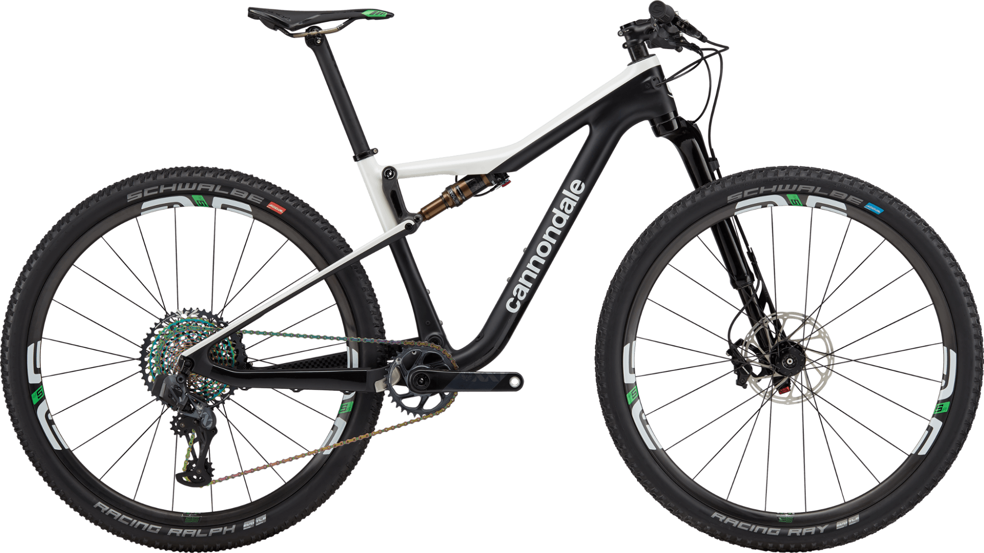 Cannondale Scalpel Si HiMod Carbon World Cup