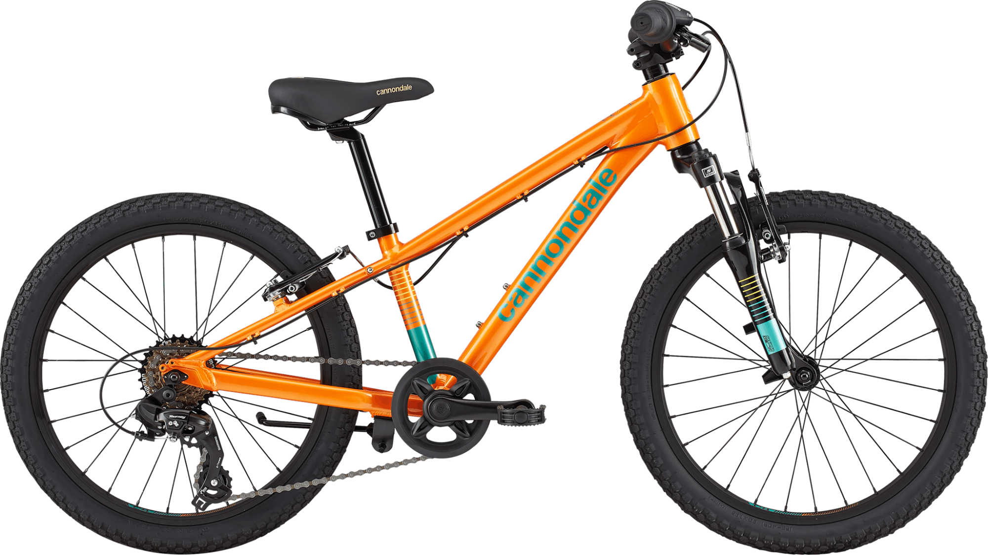 Cannondale 20 F Kids Trail 2021 - Cycles Galleria Melbourne