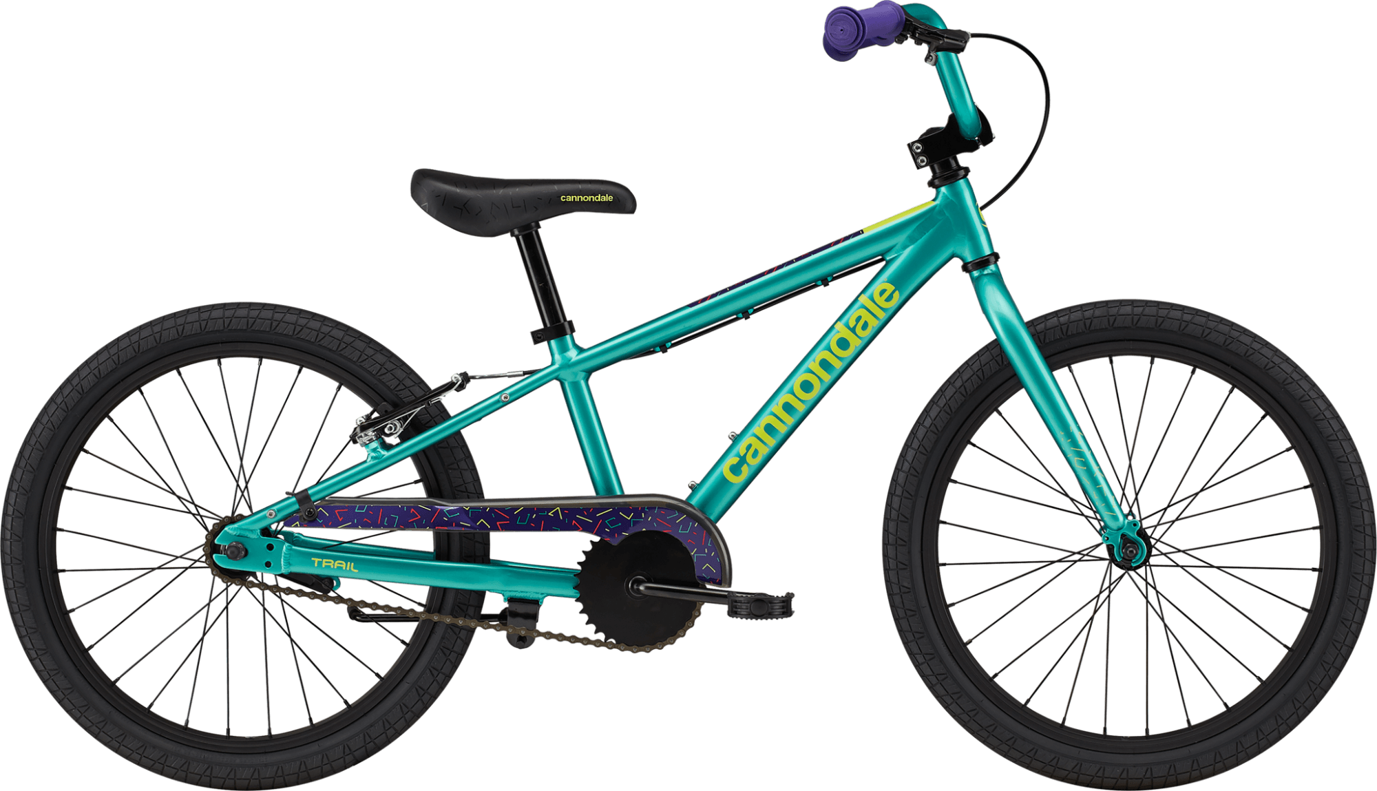 Cannondale 20 F Kids Trail SS 2021 - Cycles Galleria Melbourne