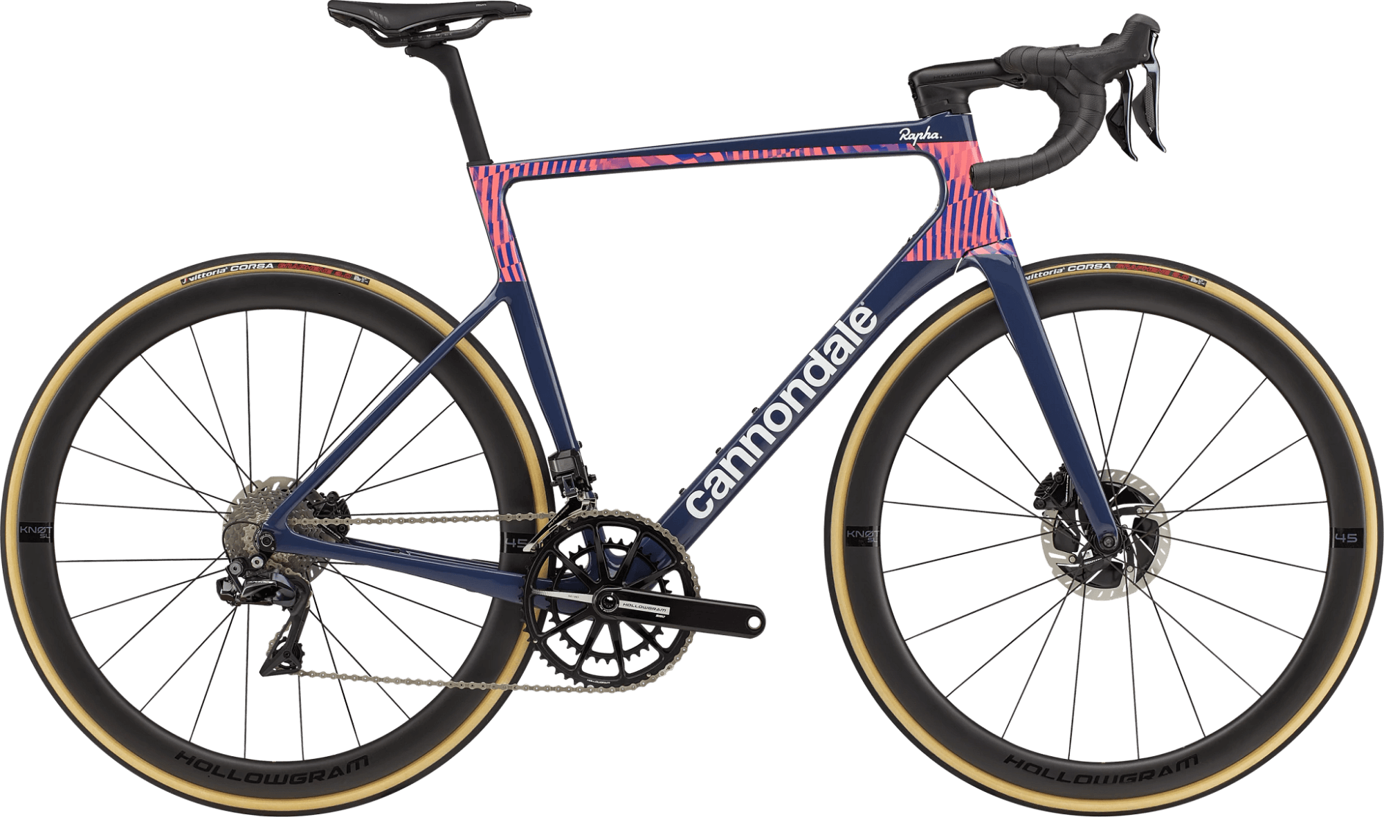 Cannondale SuperSix EVO Hi-MOD Disc DuraAce Di2 2021