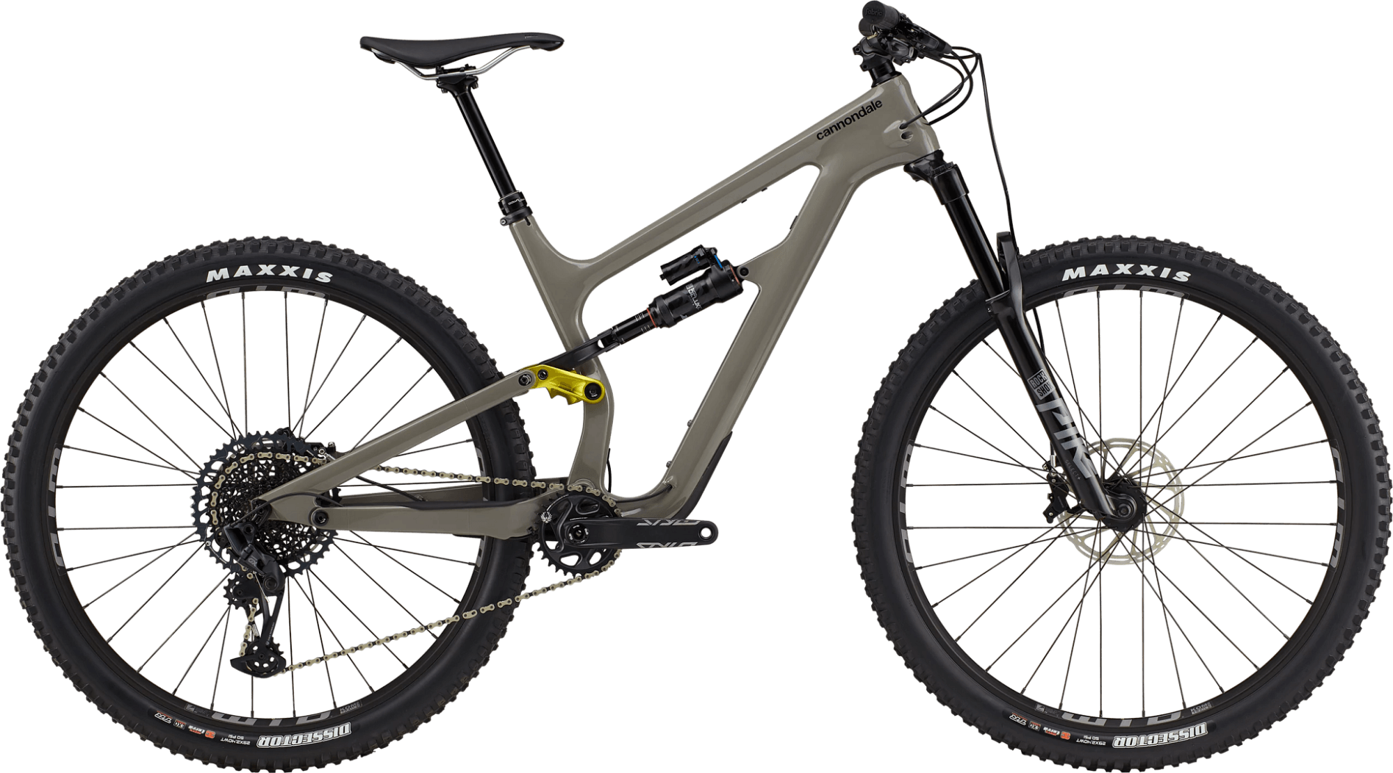 Cannondale Habit Carbon 1 2021