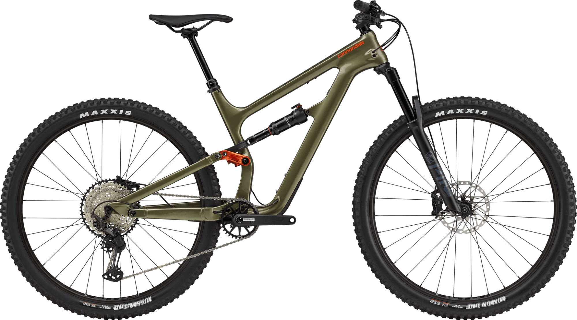 Cannondale Habit Carbon 2 2021