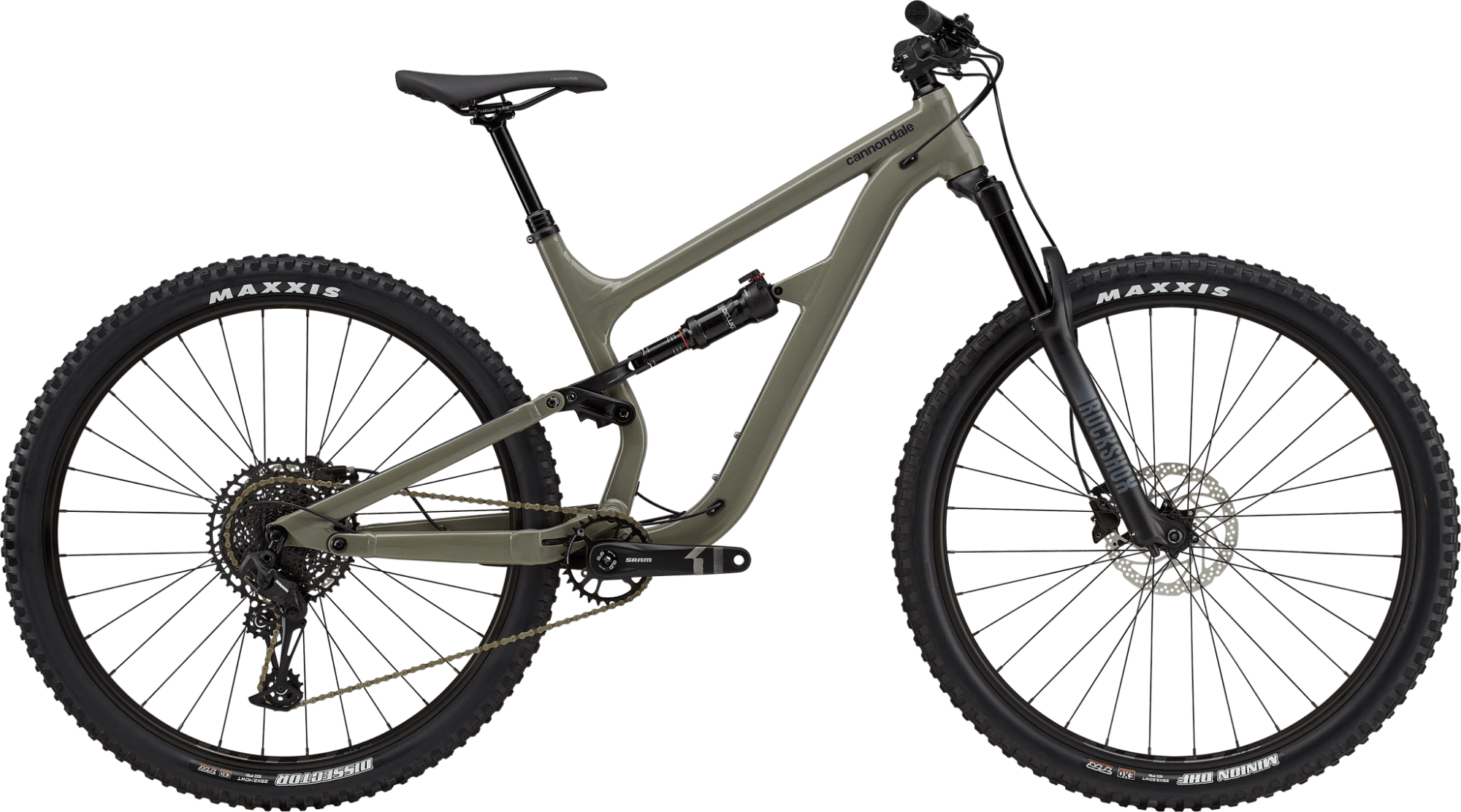Cannondale Habit 4  2021 - Cycles Galleria Melbourne