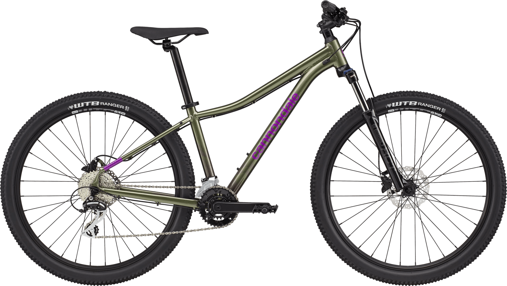 Cannondale Womens Trail 6 2021 - Cycles Galleria Melbourne