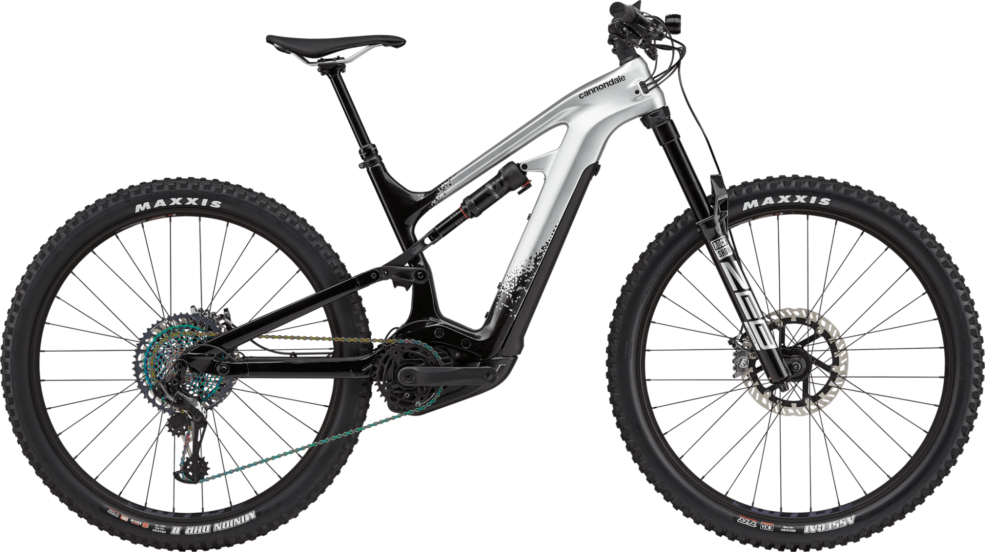 Cannondale Moterra Neo Carbon 1 eBike 2021