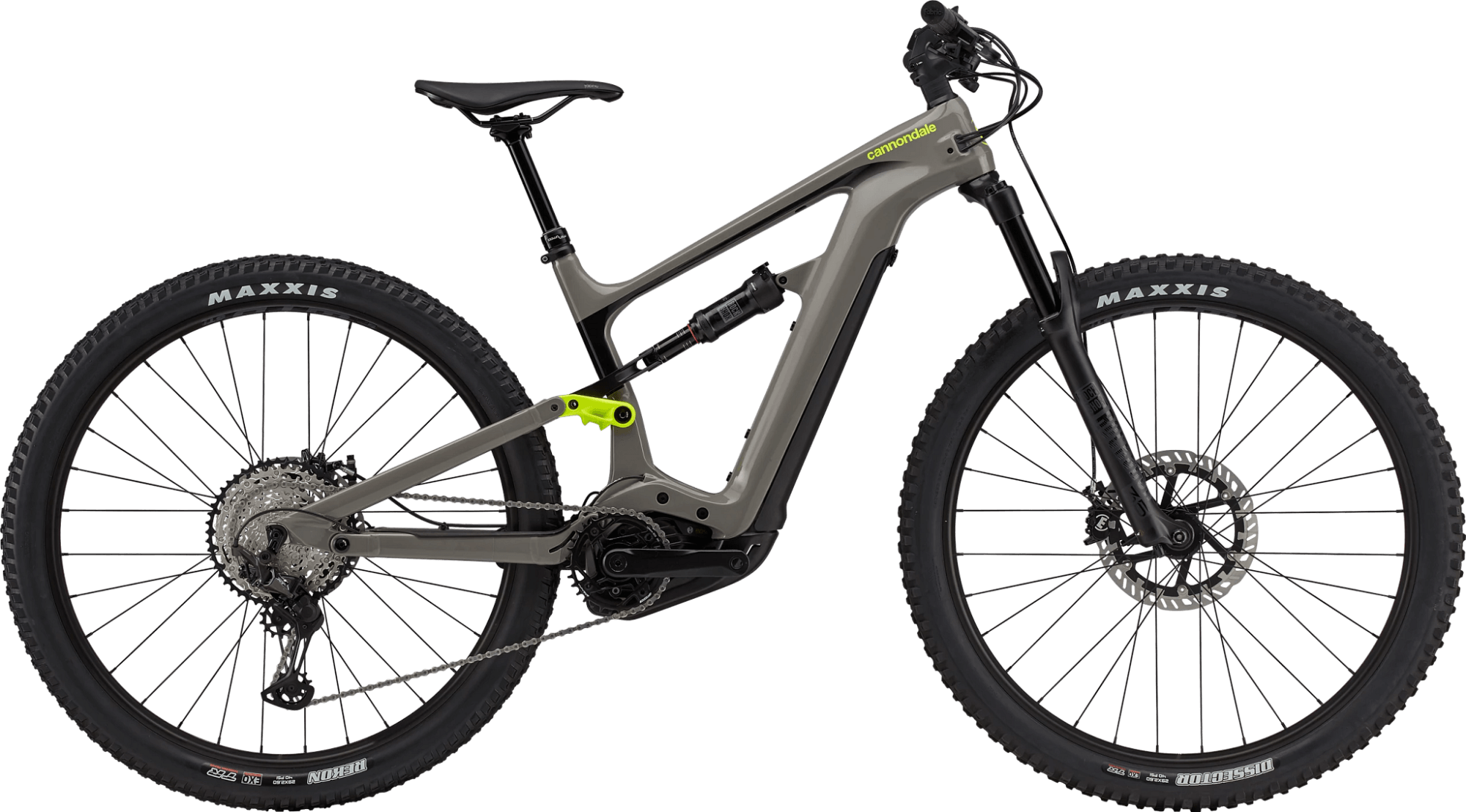 Cannondale Habit Neo 2 eBike 2021 - Cycles Galleria Melbourne