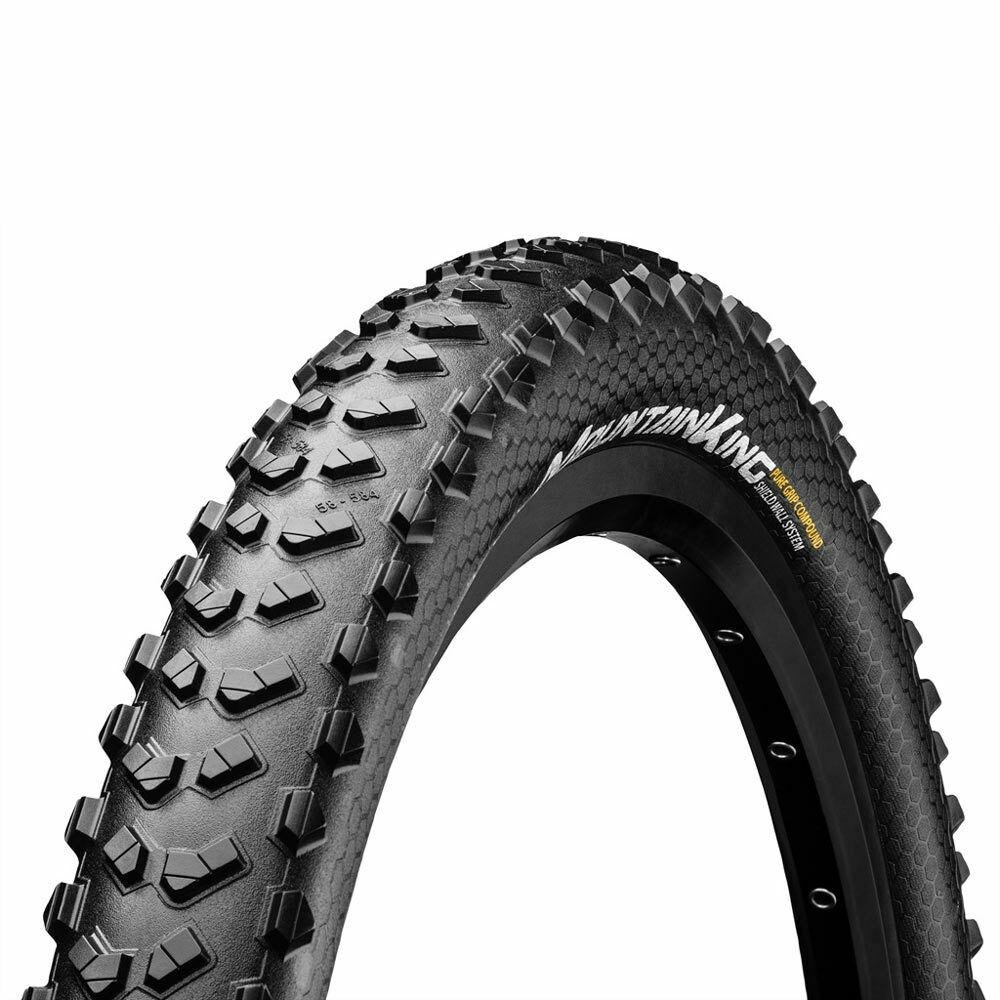 Continental Mountain King II Tubeless Ready Folding Tyre - Cycles Galleria Melbourne