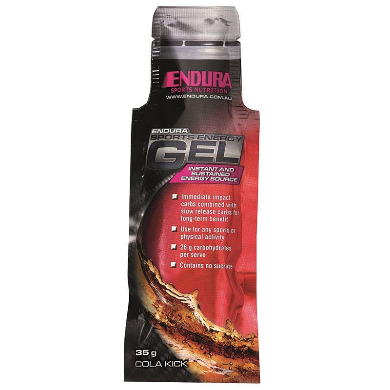 Endura Energy Gel - Cola