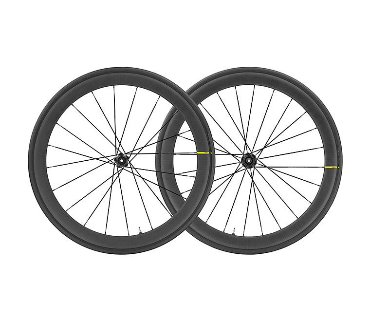 Mavic Cosmic Pro Carbon SL UST Disc Wheels 2019