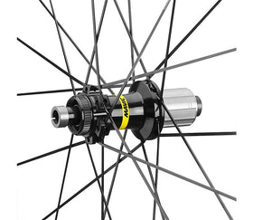 Mavic Ksyrium Pro Carbon Disc Wheel UST C/L 2019 REAR 28C