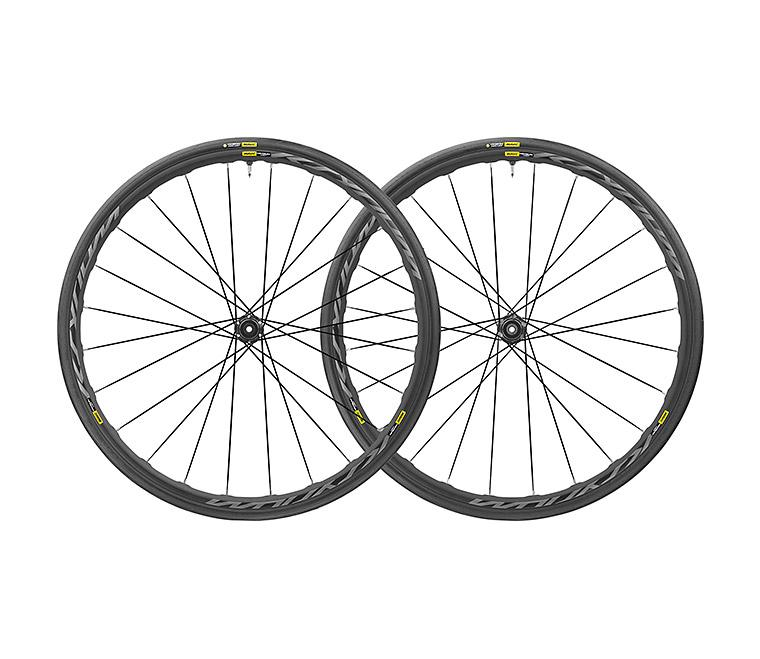 Mavic Ksyrium Disc UST C/L Wheels 2019