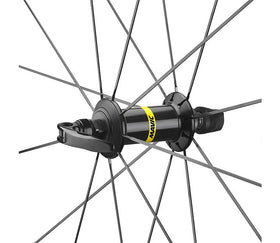 Mavic Aksium Front Wheel 2019  Non-Disc (NO TYRE)