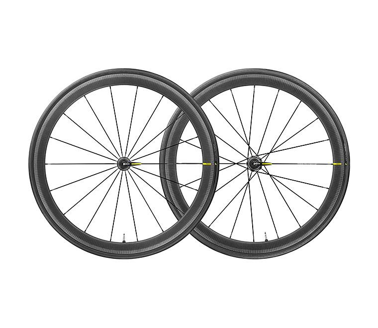 Mavic Cosmic Pro Carbon UST Wheels 2019