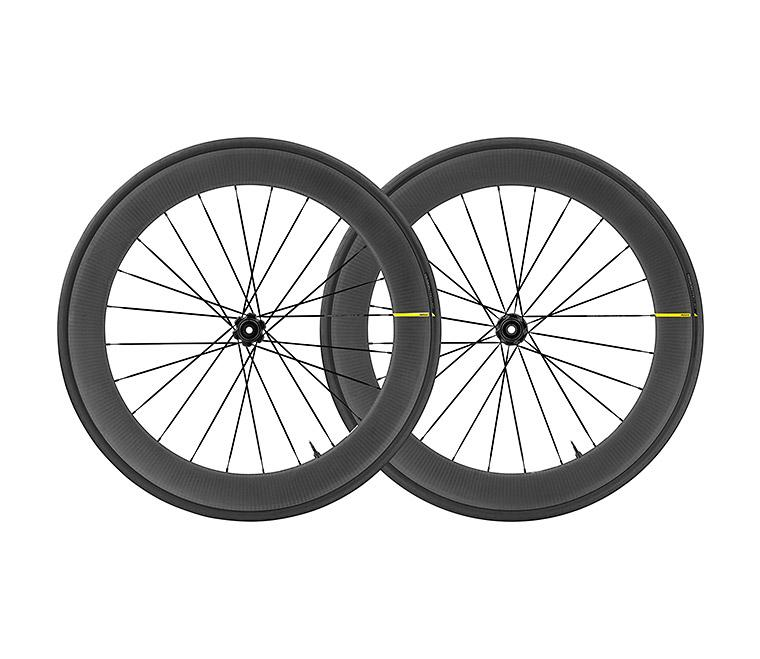 Mavic Comete Pro Carbon SL UST Disc Wheels 2019