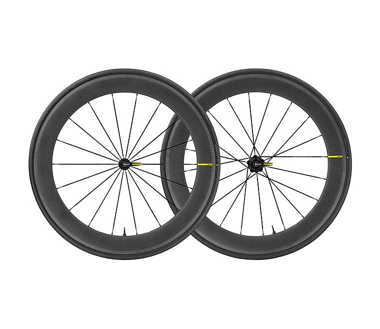 Mavic Comete Pro Carbon SL UST Wheels 2019