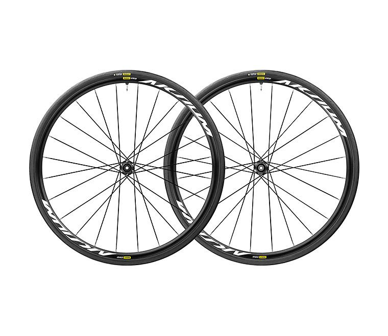 Mavic Aksium Elite UST Disc Wheels 2019
