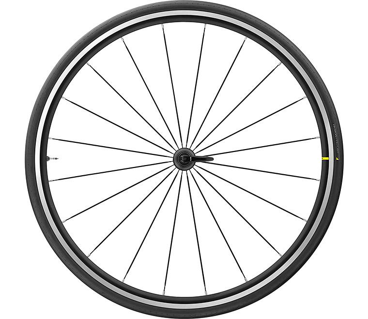 Wheel Mavic Aksium Elite UST 2019 Front 25C