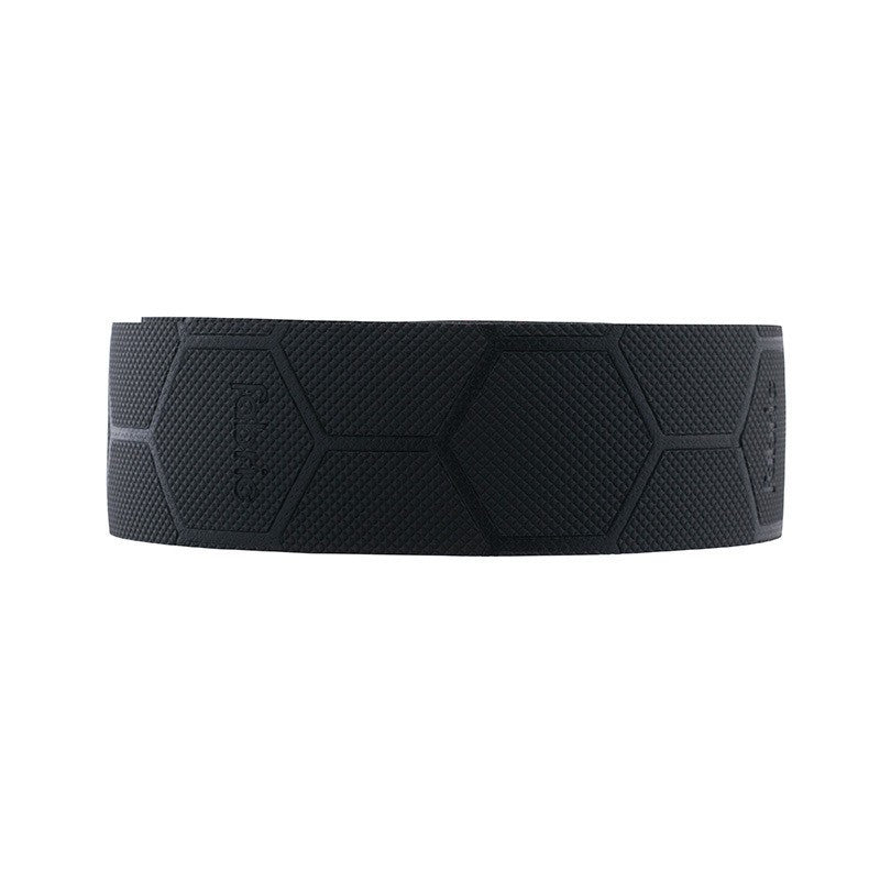 Fabric HEX Handlebar Tape - Black - Cycles Galleria Melbourne