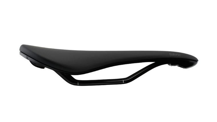 Fabric Scoop Elite Saddle Shallow - Black/Black