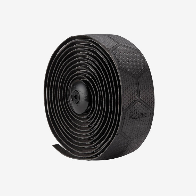 Fabric Hex Duo Black Bar tape