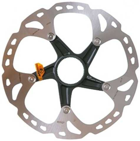 Shimano Brake Rotor SM-RT81 DISC 180mm XT Ice-Tech centerlock