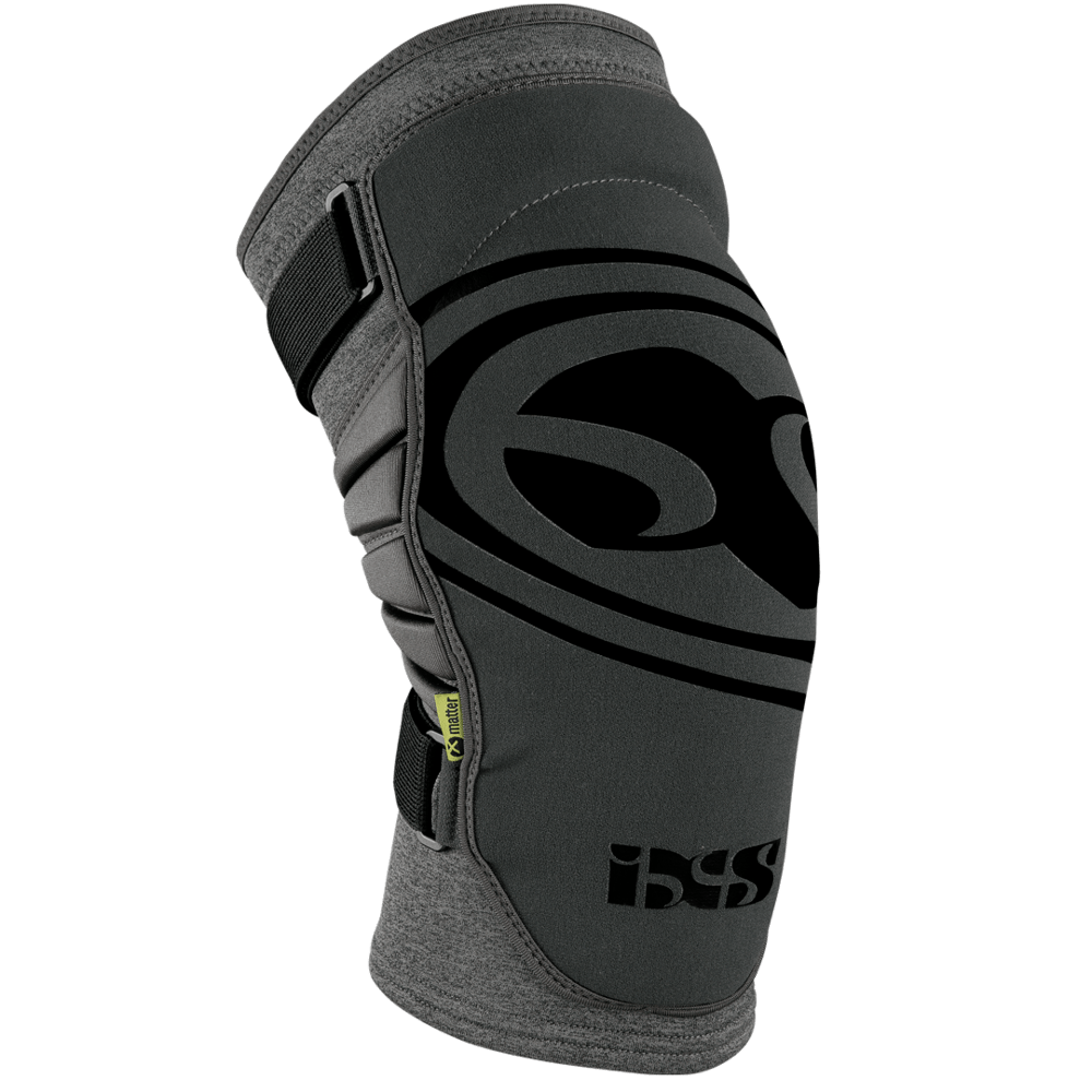 iXS Carve Evo+ Knee Pads - Cycles Galleria Melbourne