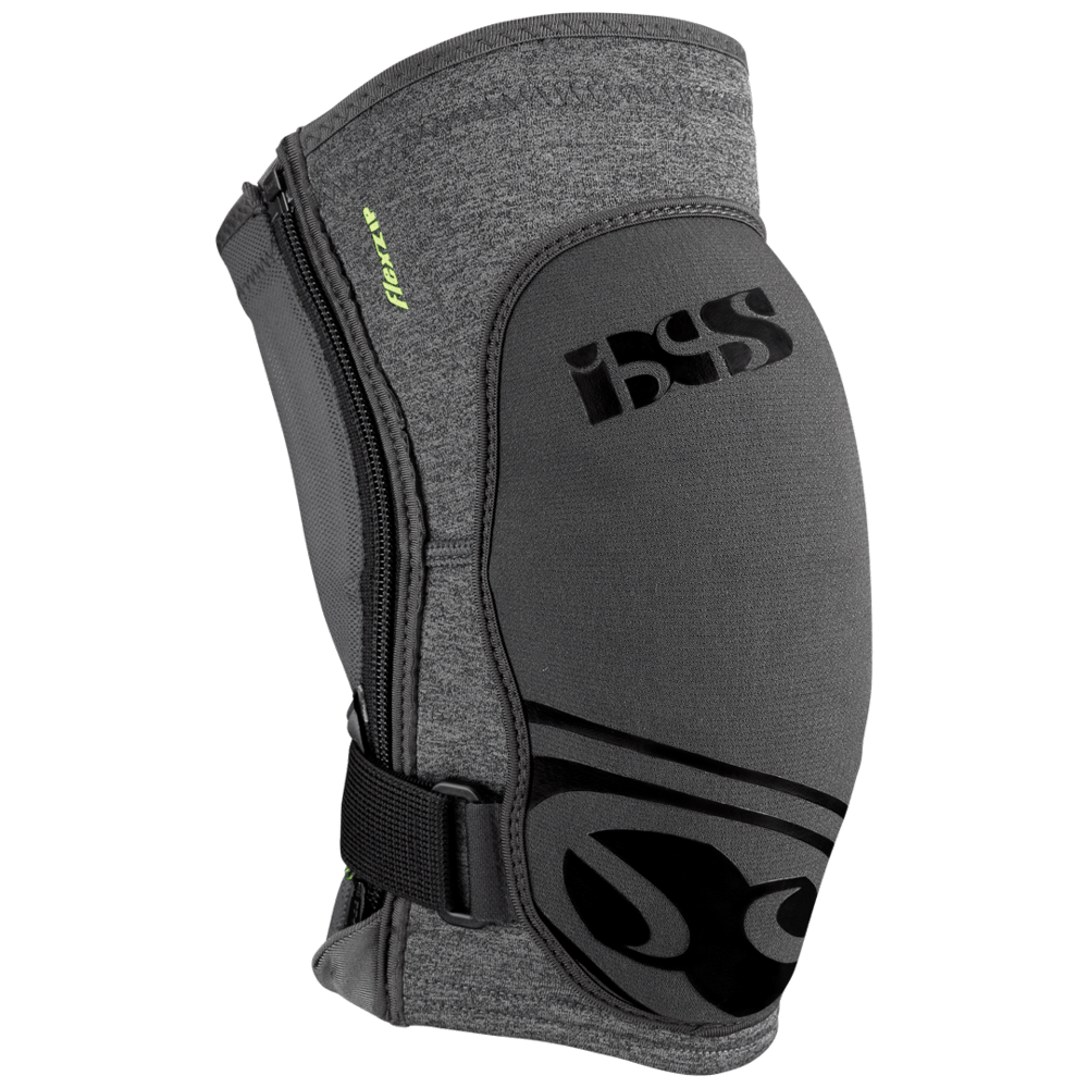 iXS Flow Zip Knee Pads - Cycles Galleria Melbourne