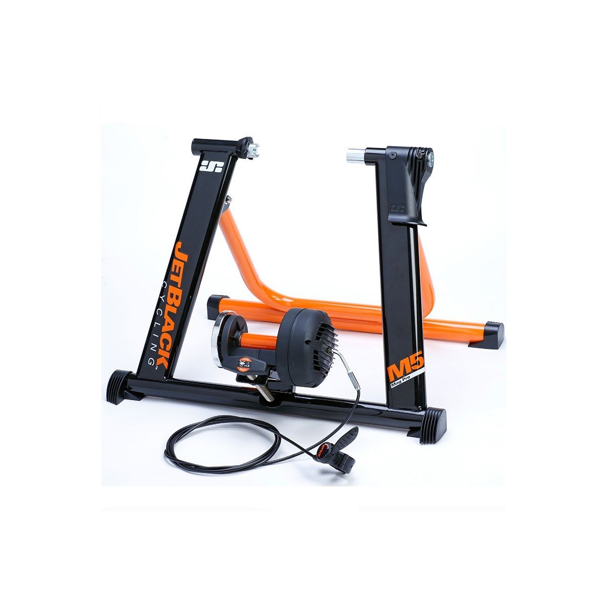 JetBlack M5 Pro Magnetic Trainer with SQR fit system