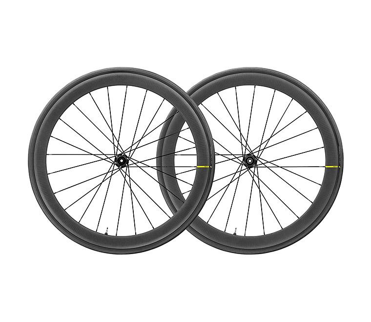 MAVIC COSMIC PRO CARBON UST DISC C/L 2019 PAIR 25C