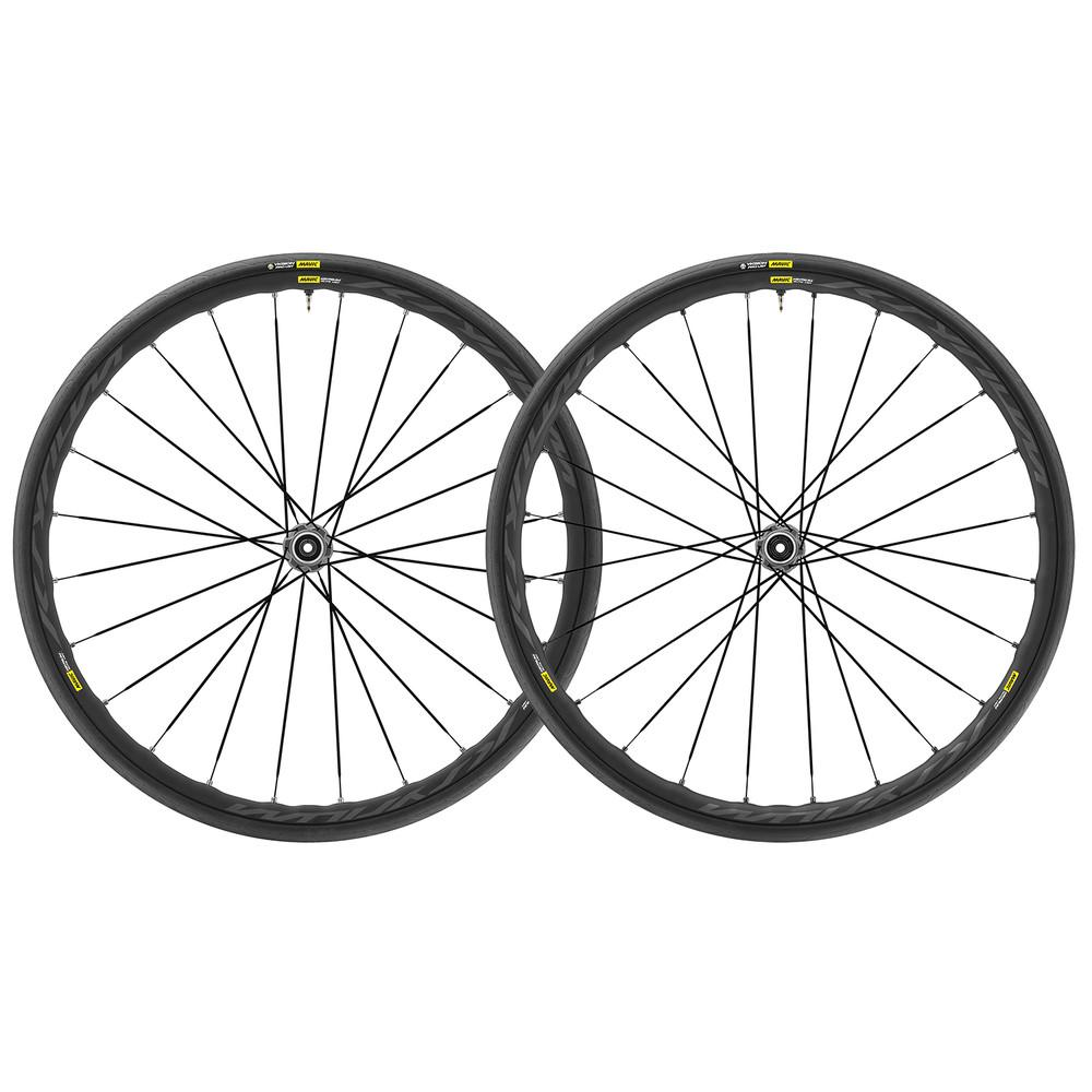Mavic Ksyrium Elite UST 2019 Disc Center Lock Wheels (Set)