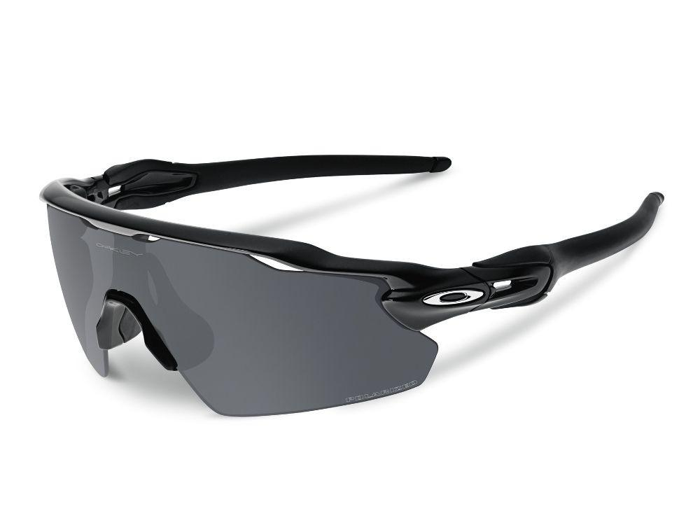 OAKLEY Radar EV Pitch Matte Black w/Black Irid - Cycles Galleria Melbourne