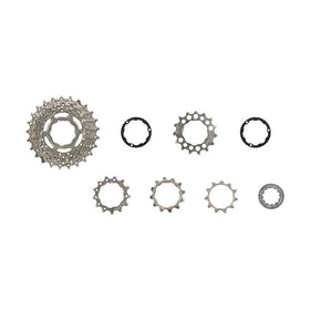 CS-HG400 CASSETTE 11-28 ALIVIO/SORA 9 SPEED