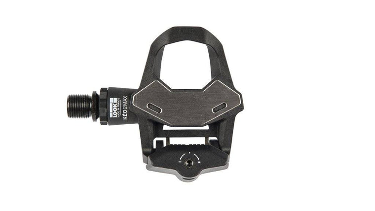 Look Keo 2 Max Black Pedals