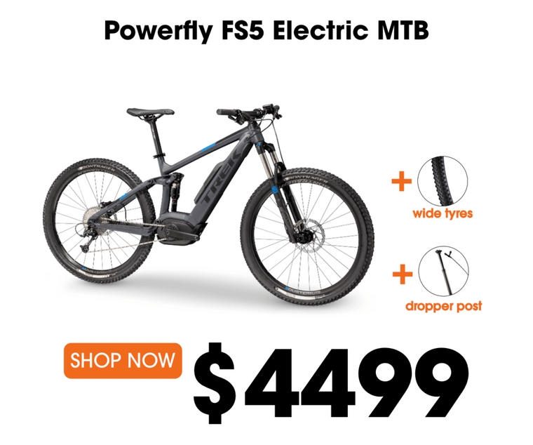 Trek Powerfly FS 5 2018