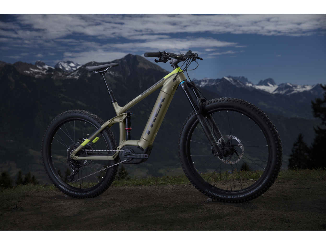 456b9ec8d92 Trek Powerfly LT 9 2019 - Cycles Galleria