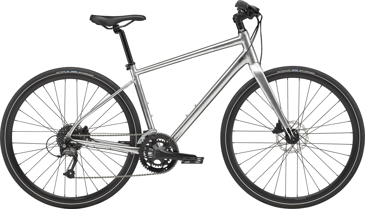 Cannondale Quick Disc 3 2021 - Cycles Galleria Melbourne